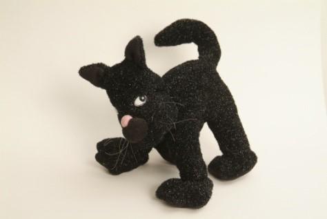 Сейлюс Милена, 15 лет –Черный кот за углом. Березники