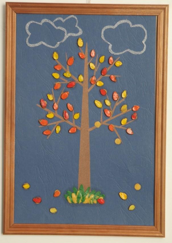 Ерушев Андрей, 13 лет – Осень